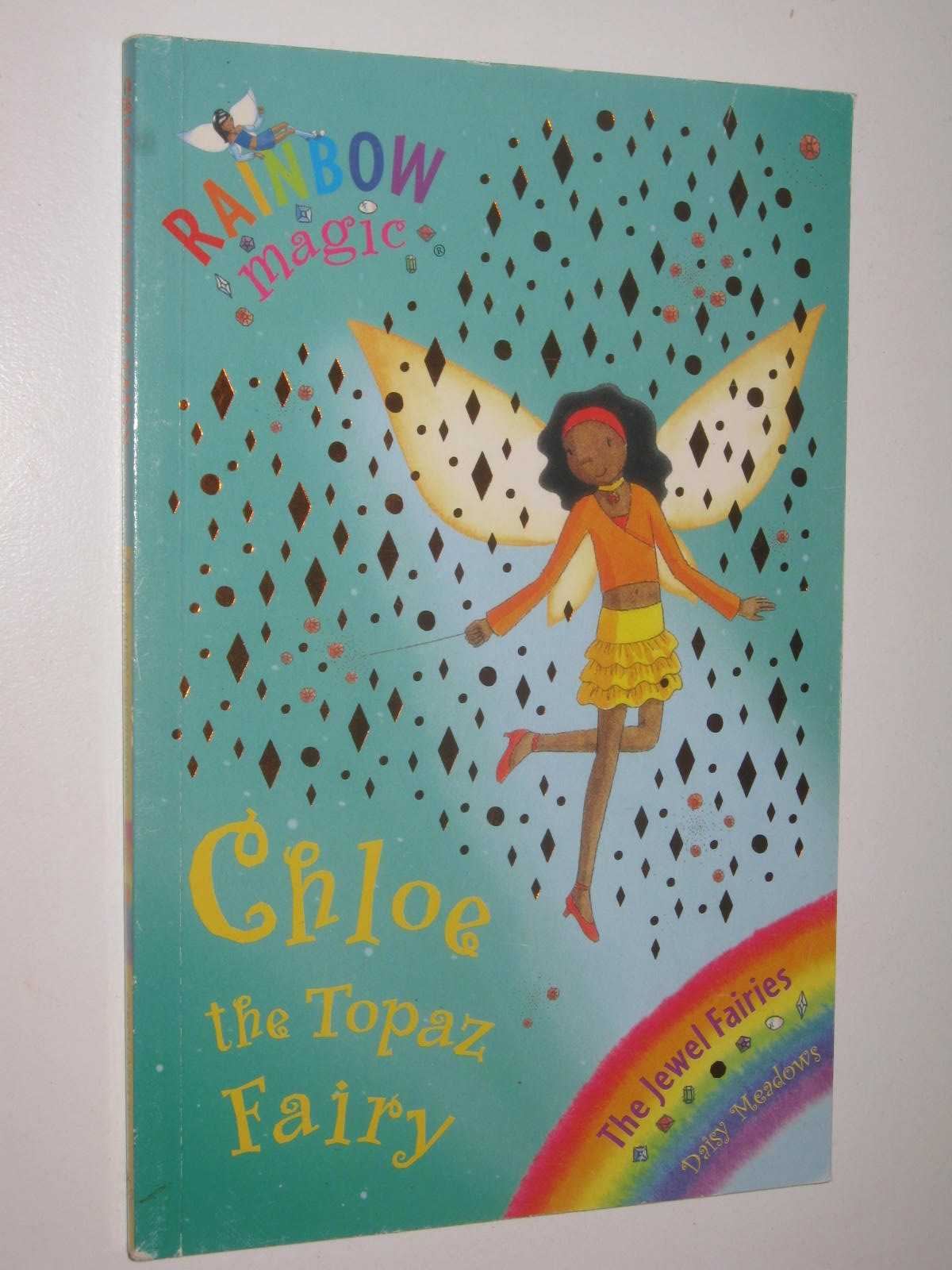 Image for Choloe the Topaz Fairy - Rainbow Magic Series #25