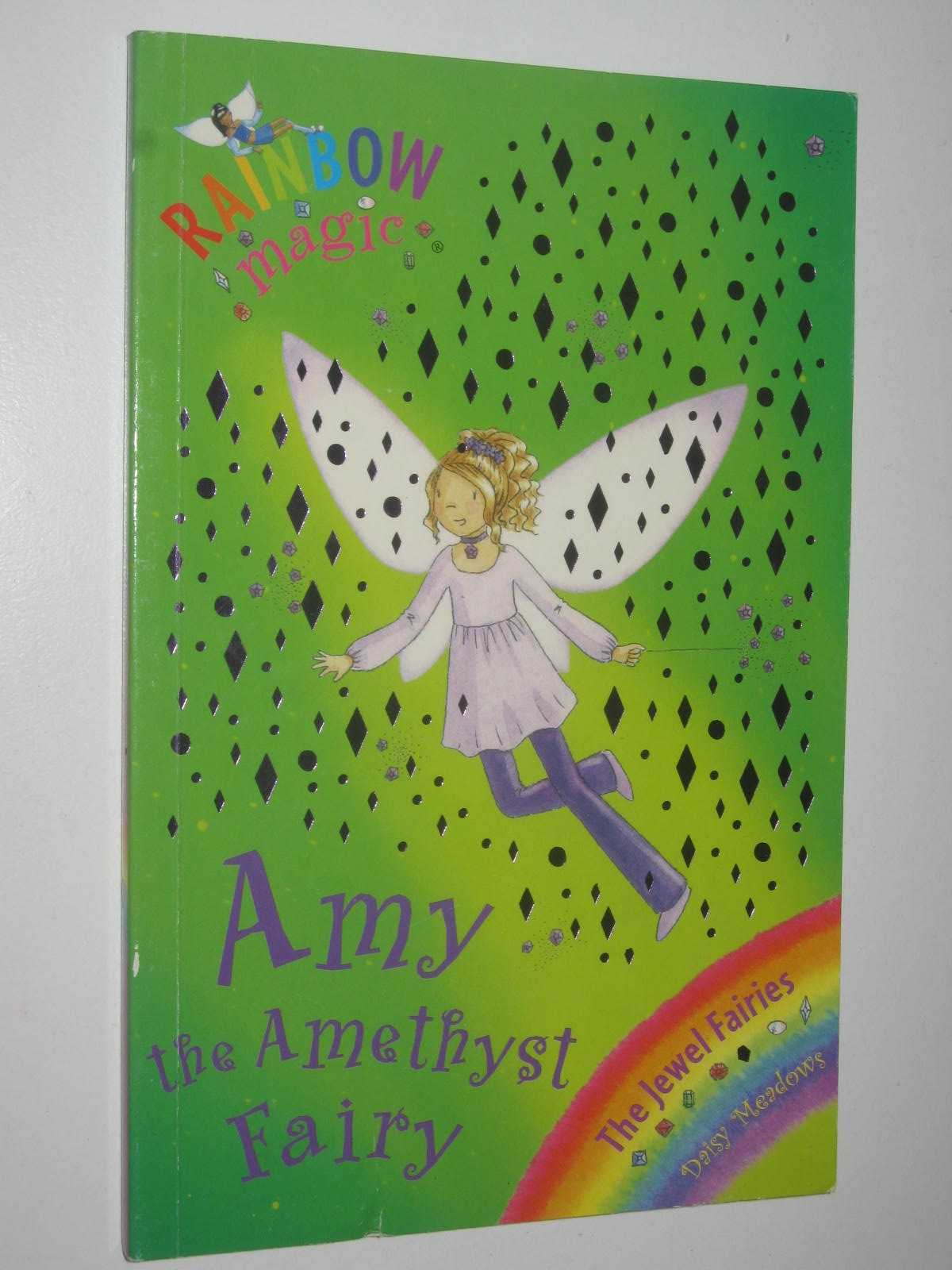 Image for Amy the Amethyst Fairy - Rainbow Magic Series #26