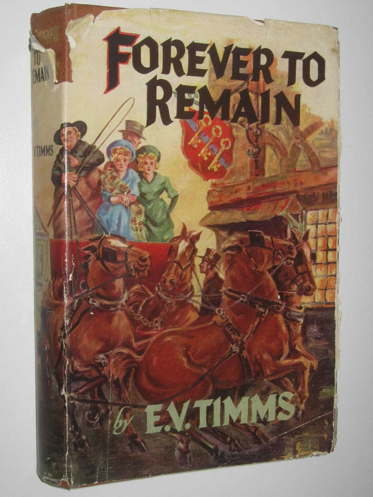 Image for Forever to Remain - Great South Land Series #1