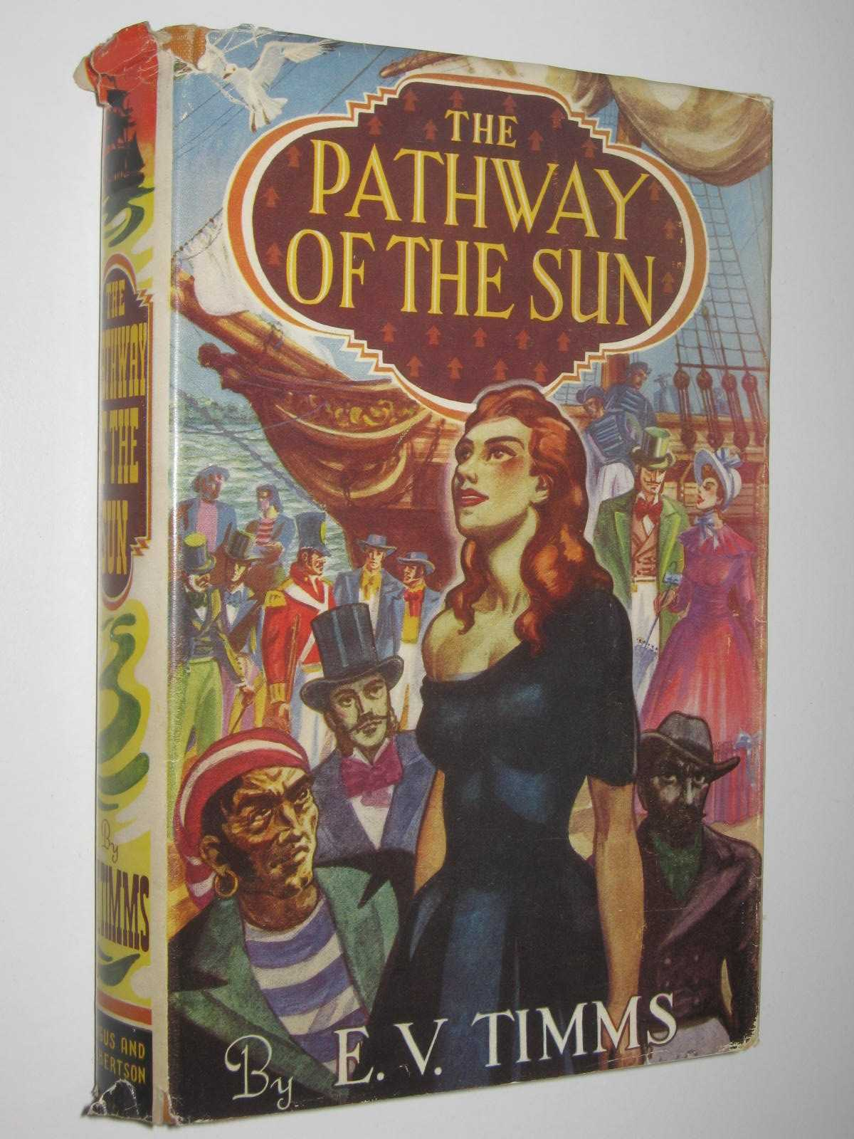 Image for The Pathway of the Sun - Great South Land Series #7