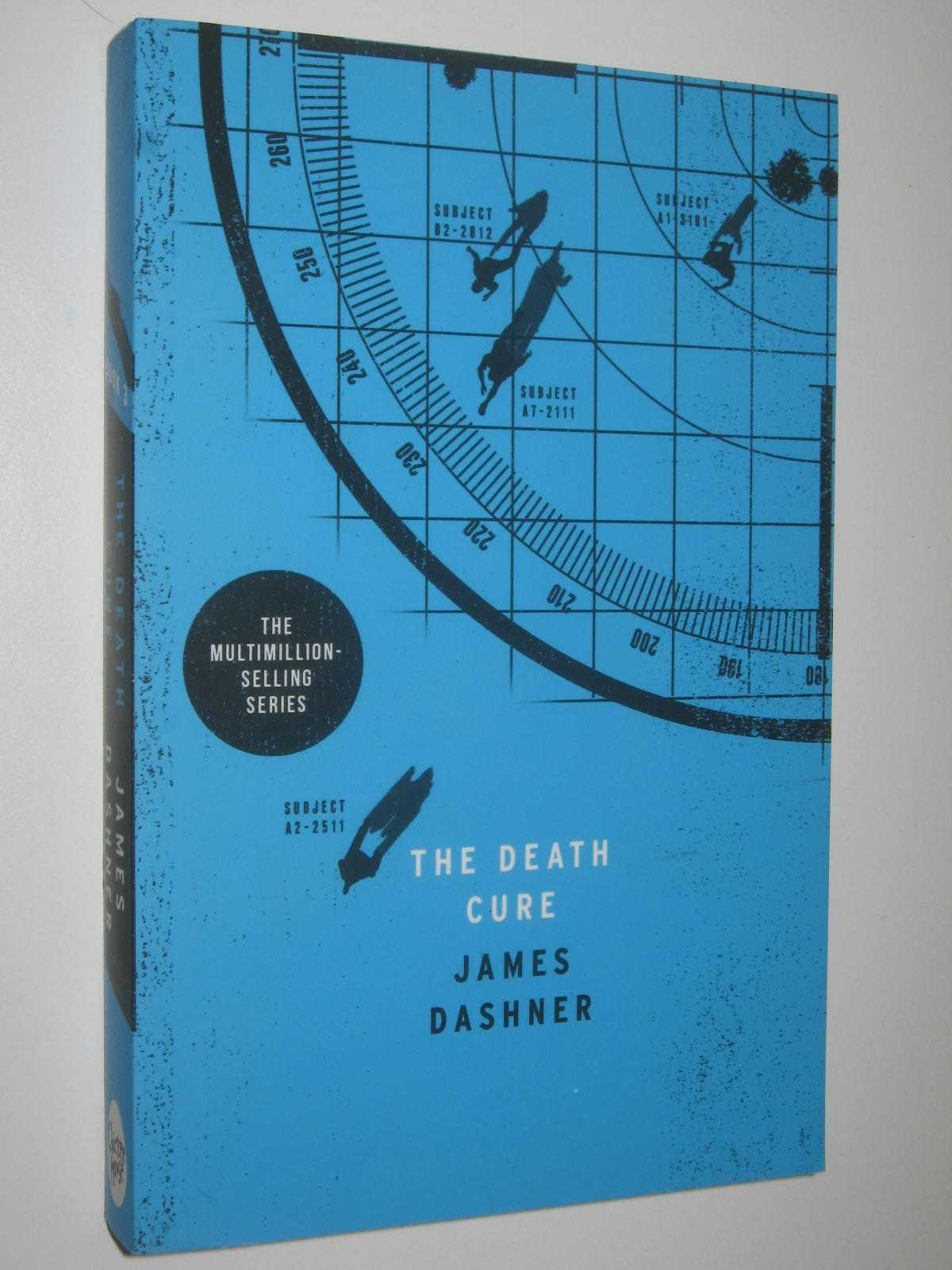 Image for The Death Cure - The Maze Runner Series #2