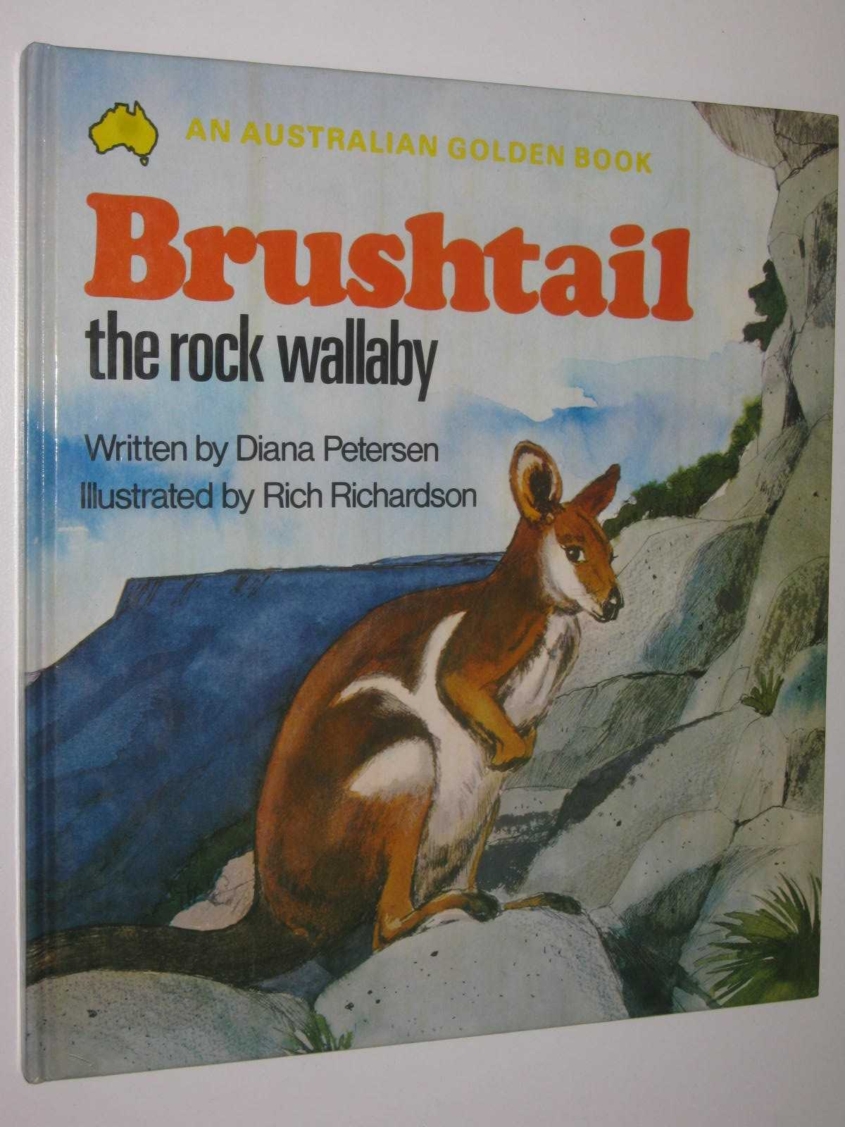 Image for Brushtail the Rock Wallaby - An Australian Golden Book Series