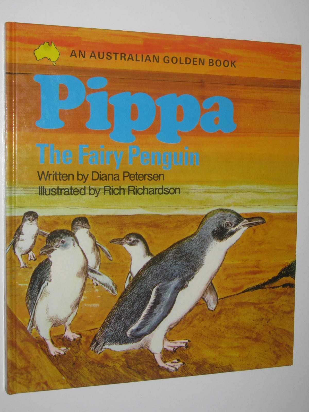 Image for Pippa the Fairy Penguin - An Australian Golden Book Series