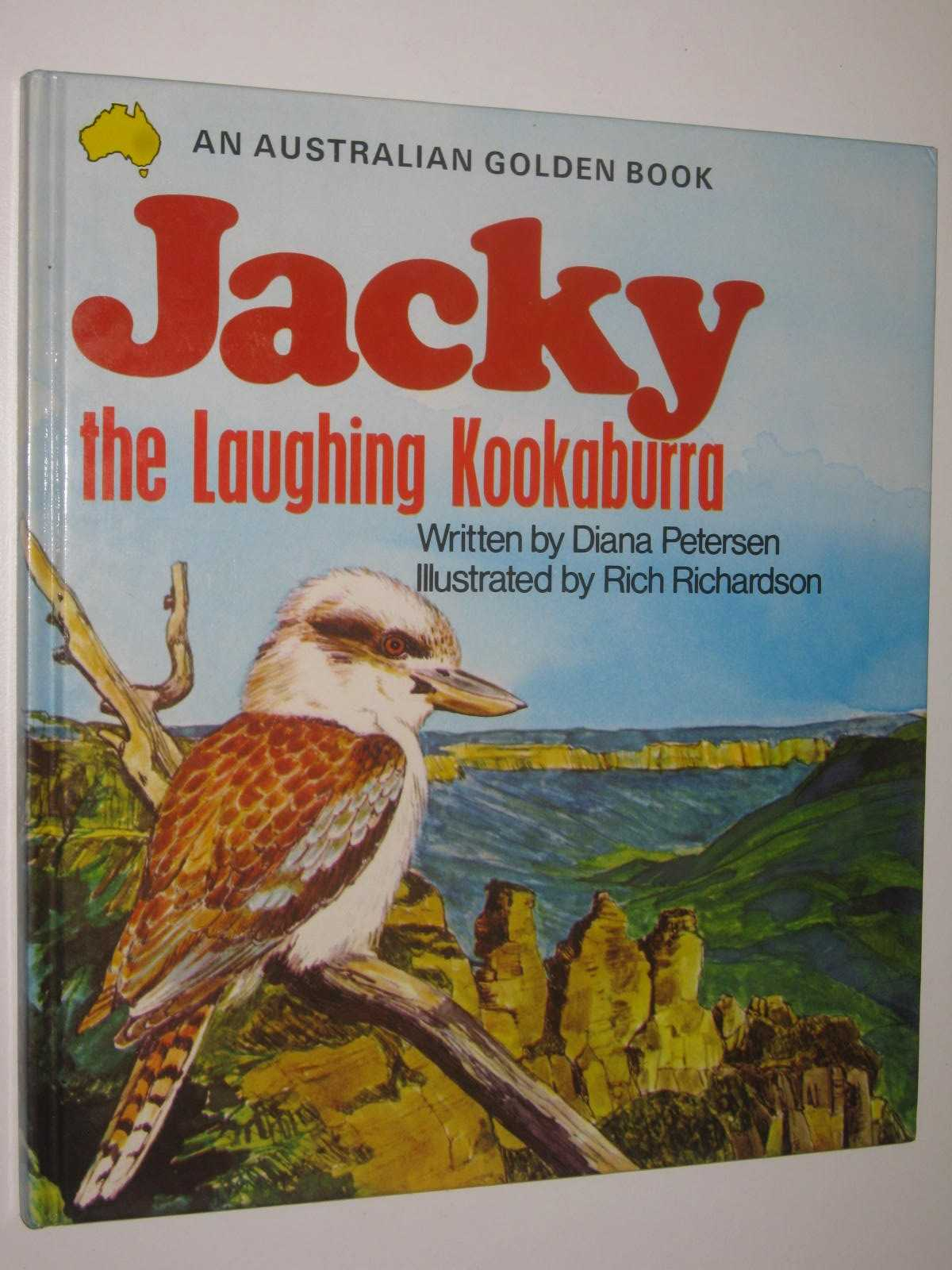 Image for Jacky the Laughing Kookaburra - An Australian Golden Book Series