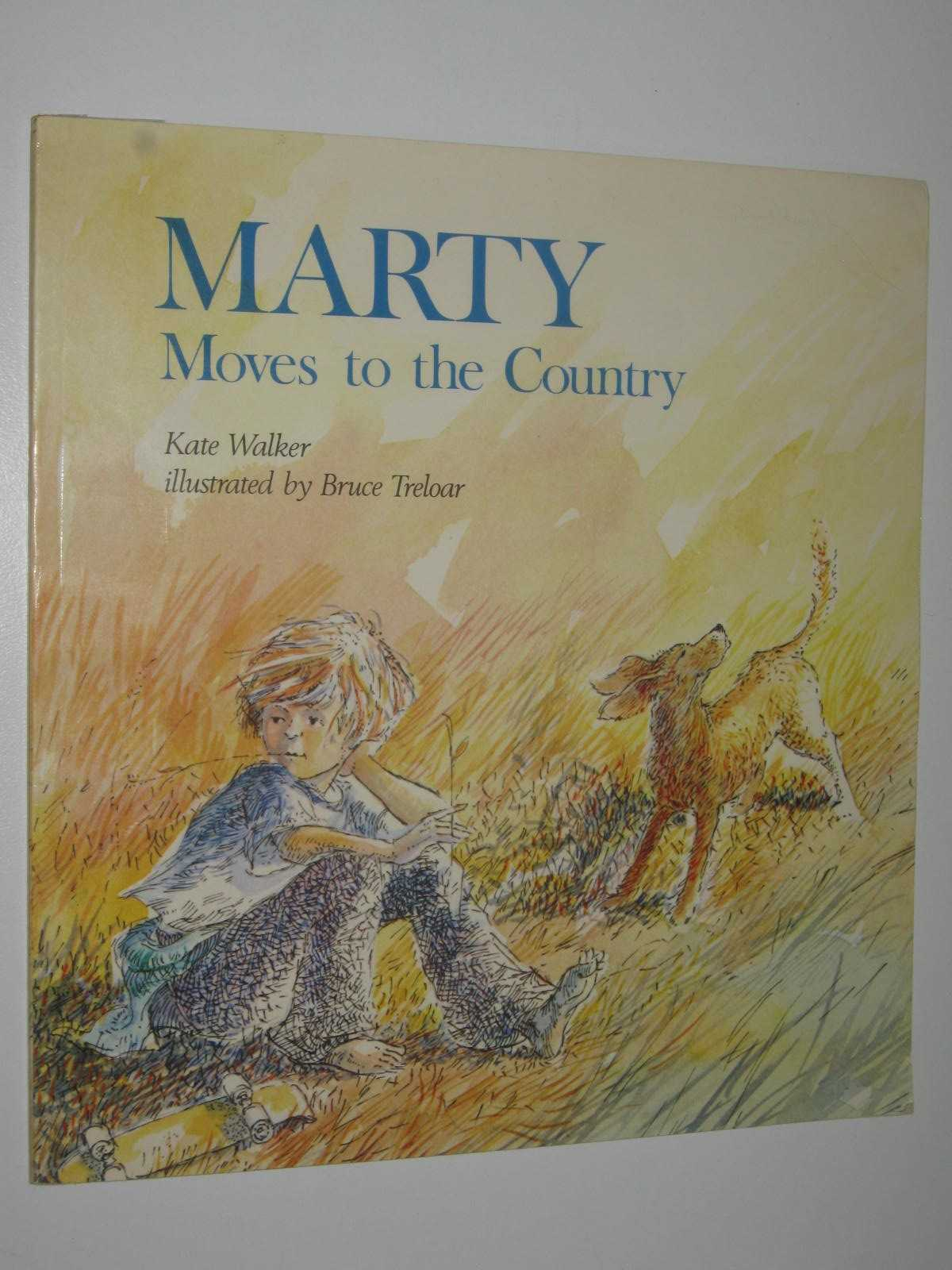 Image for Marty Moves to the Country