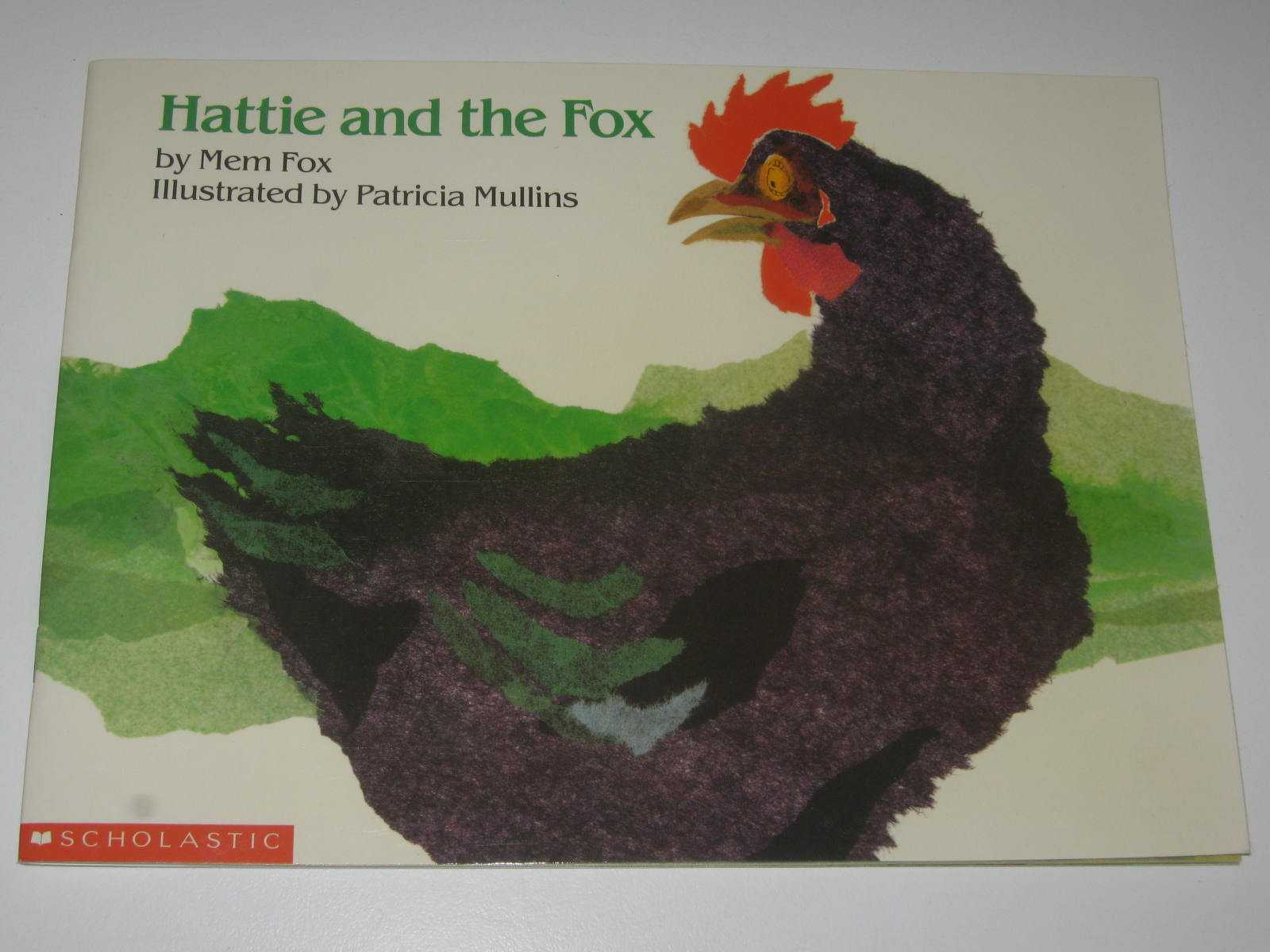 Image for Hattie and the Fox