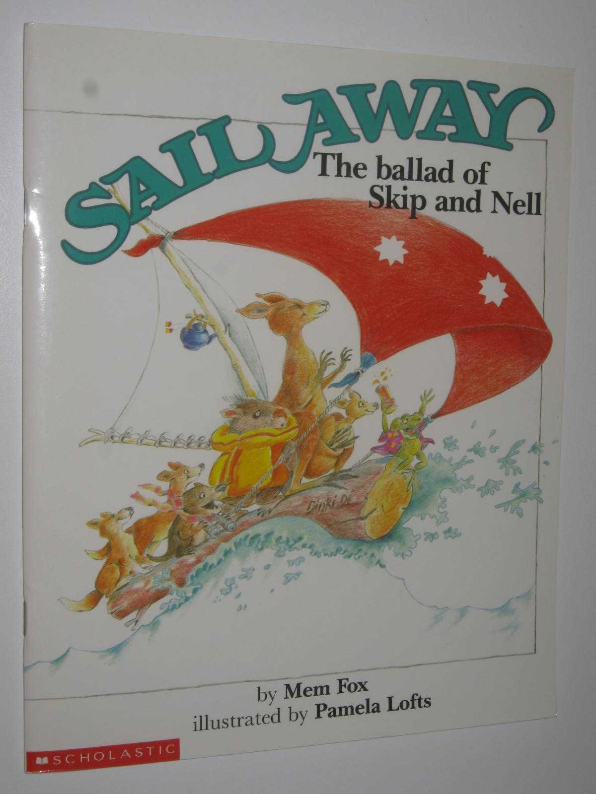 Image for Sail Away: The Ballard of Skip and Nell