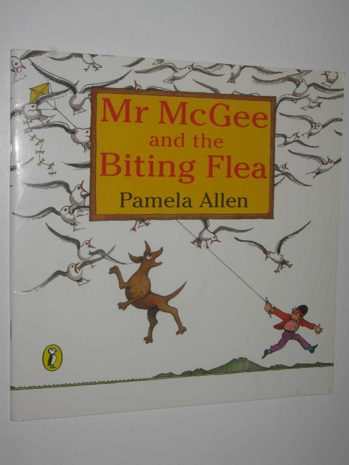 Image for Mr McGee and the Biting Flea