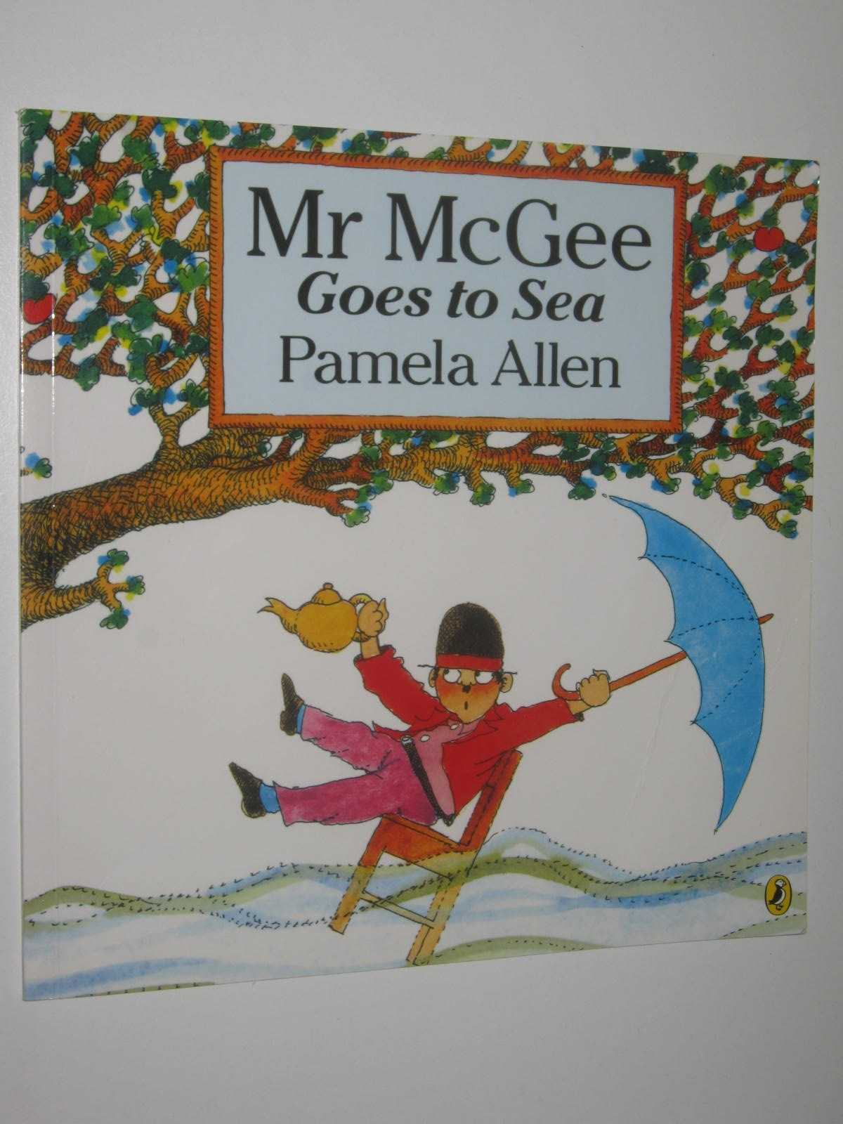 Image for Mr McGee Goes To Sea