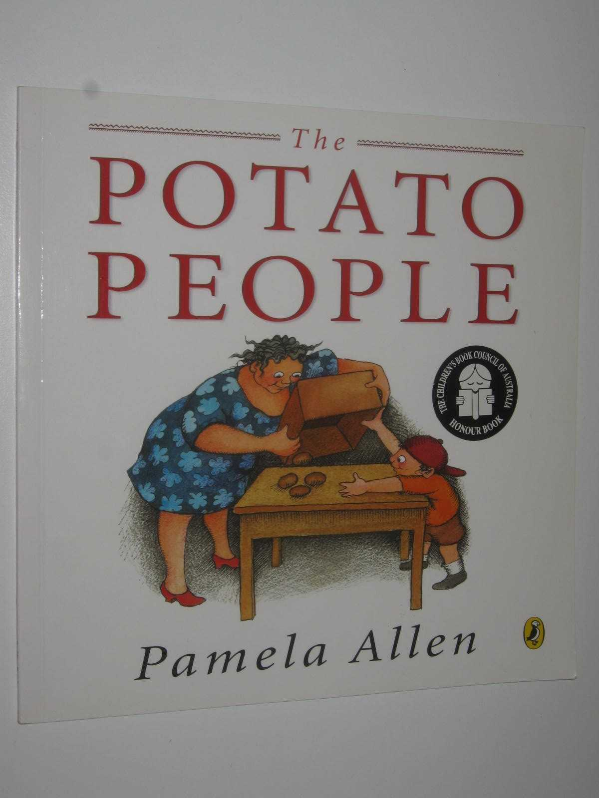 Image for The Potato People