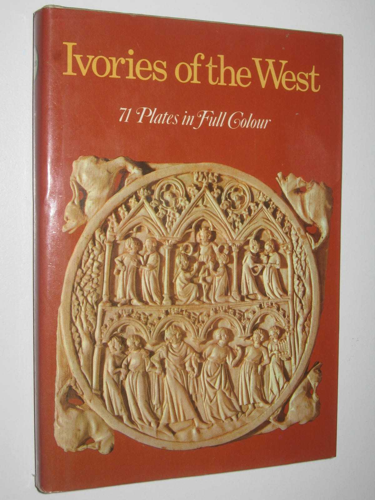 Image for Ivories of the West - Cameo Series