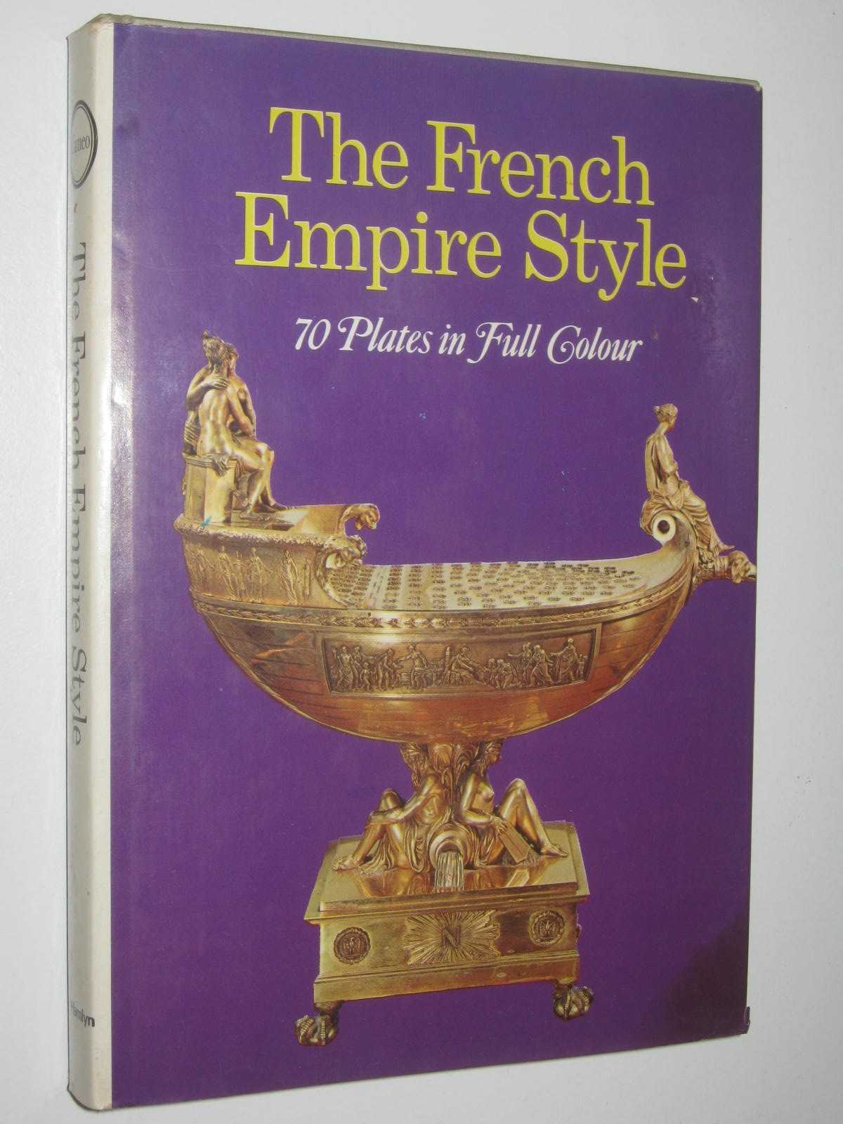 Image for The French Empire Style - Cameo Series