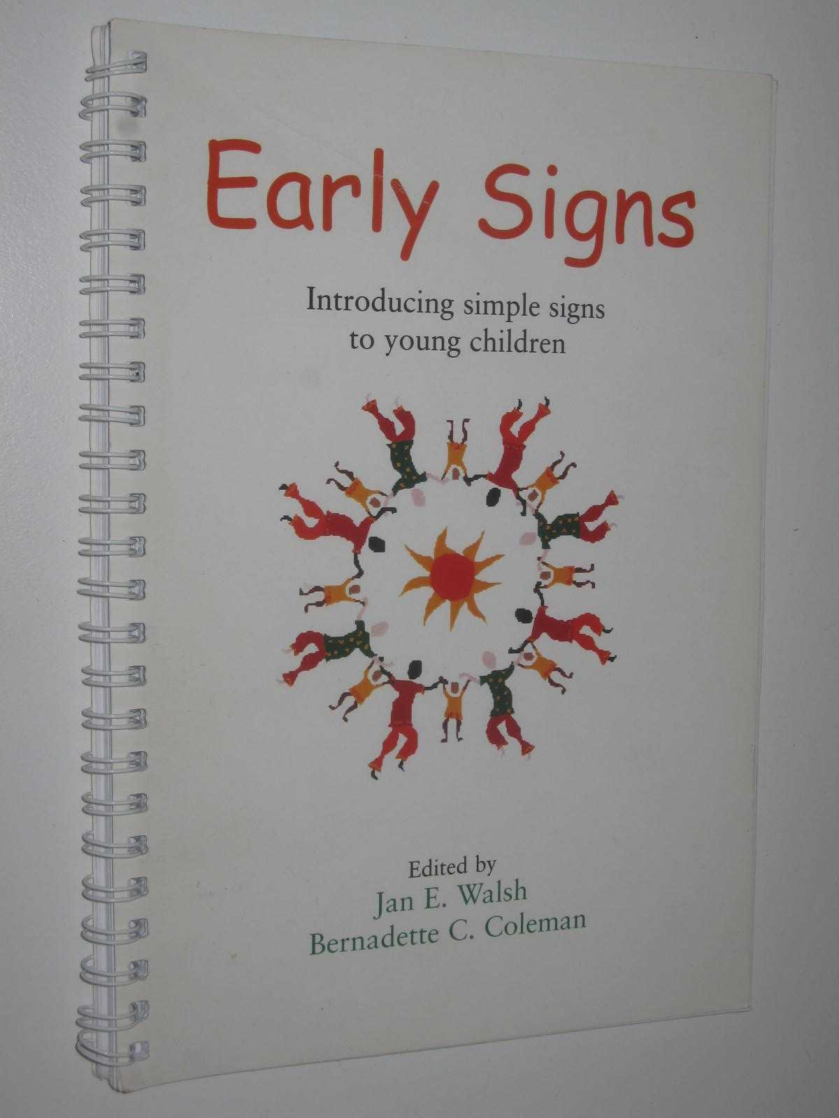 Image for Early Signs : Introducing Simple Signs to Young Children