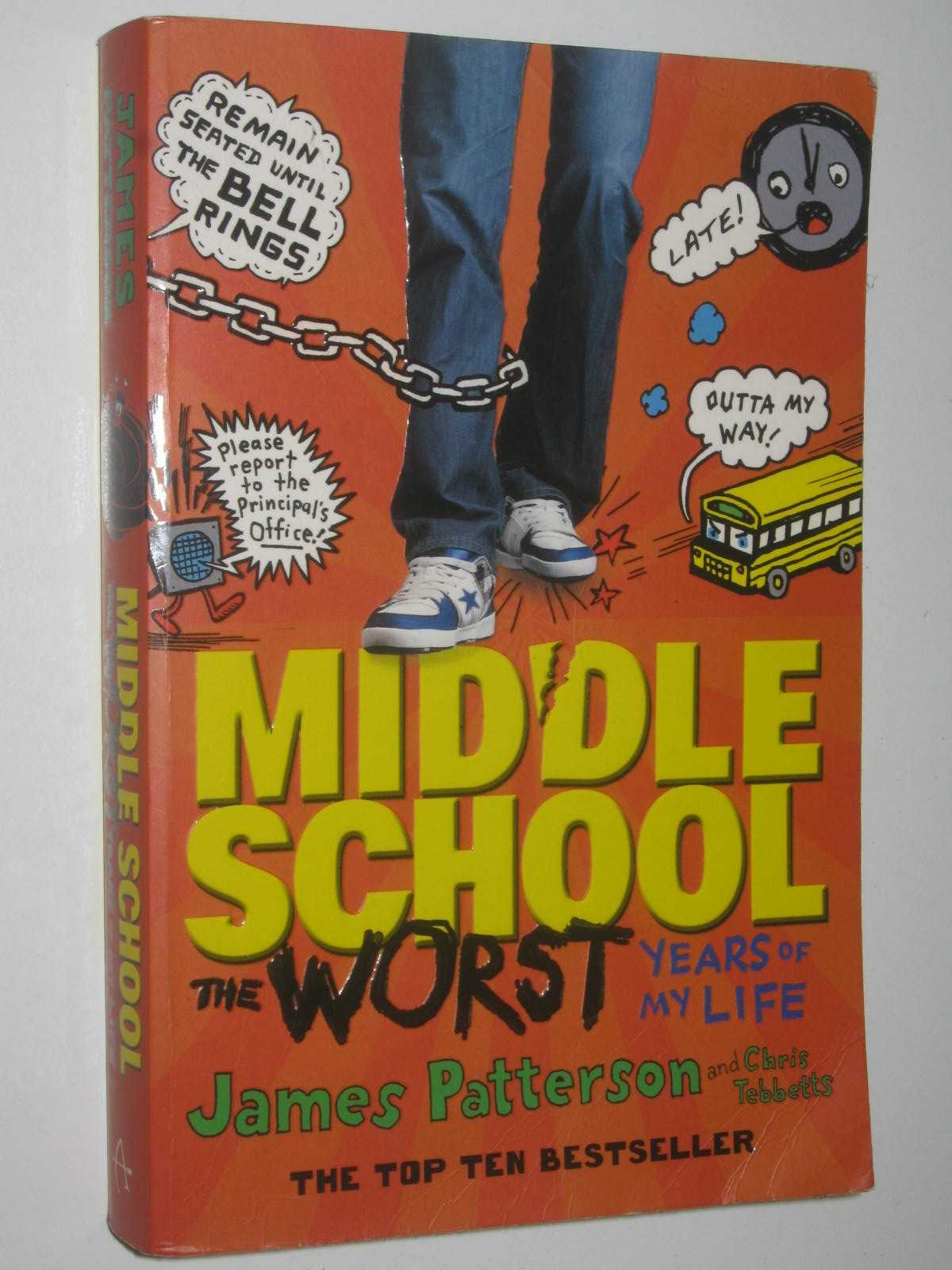 Image for The Worst Years Of My Life - Middle School Series