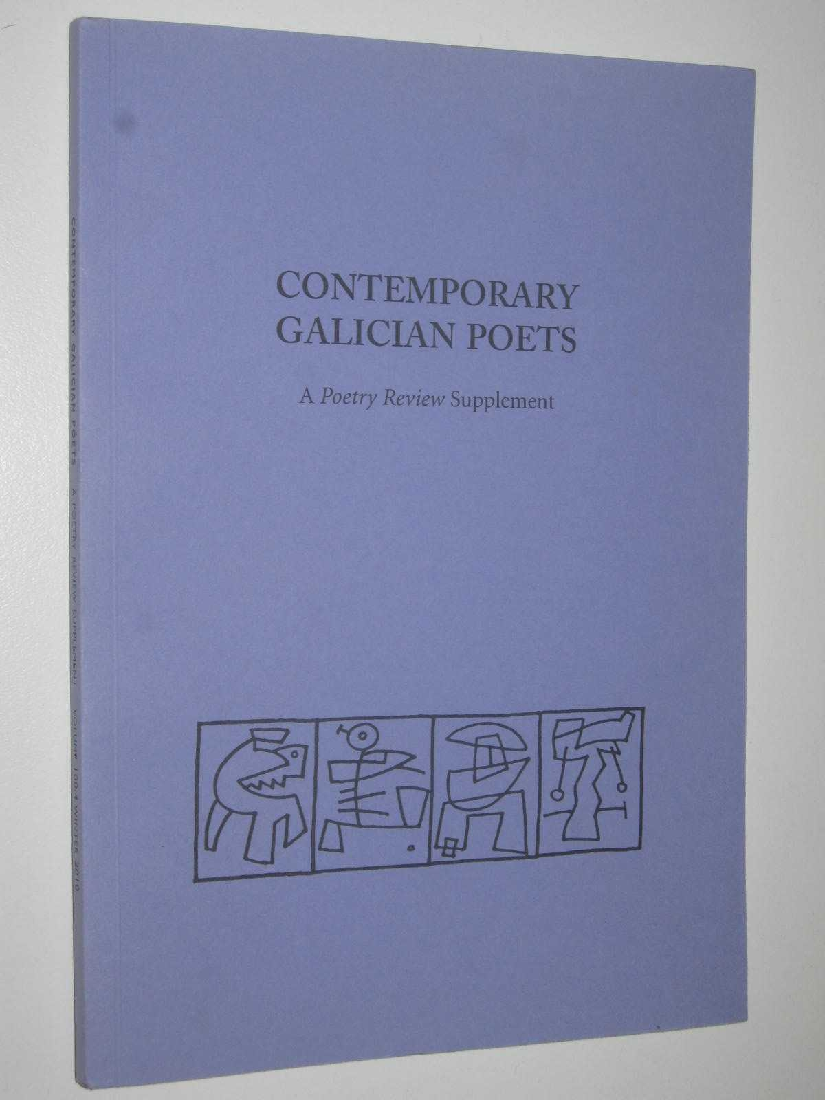 Image for Contemporary Galician Poets : A Poetry Review Supplement
