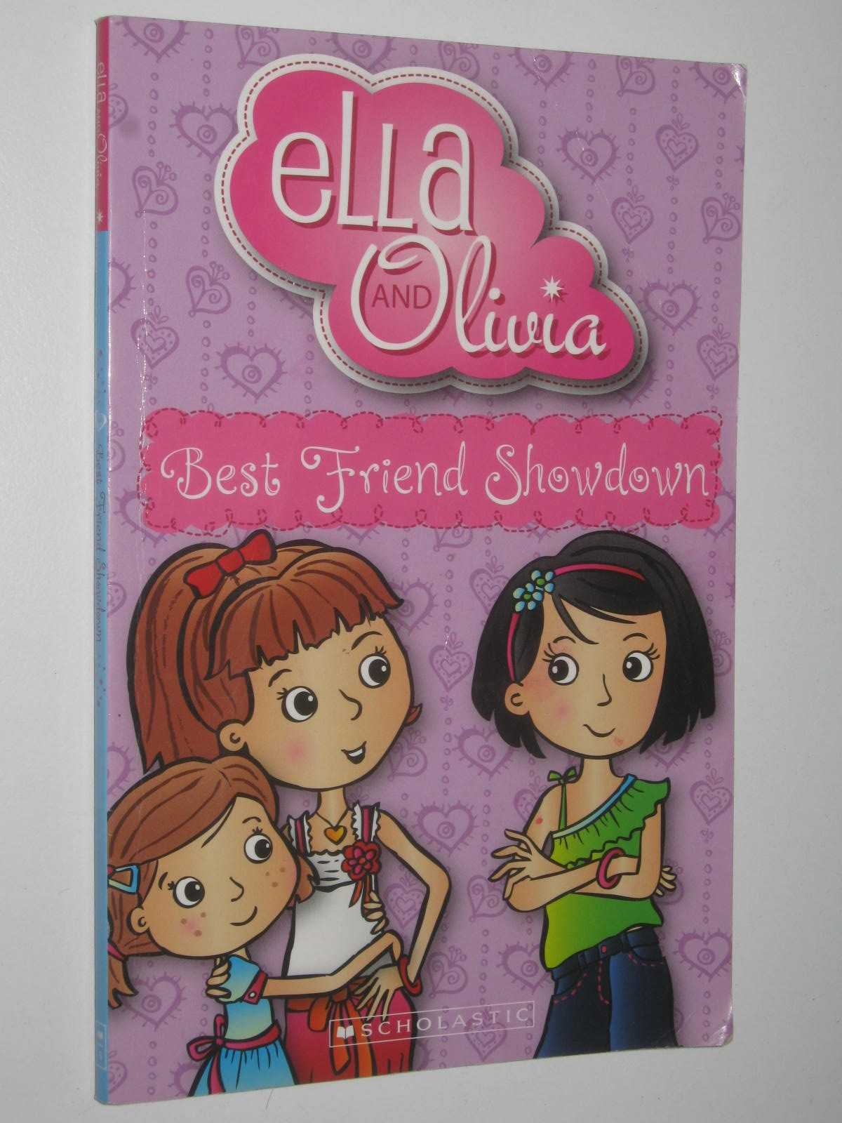 Image for Best Friends Showdown - Ella And Olivia Series