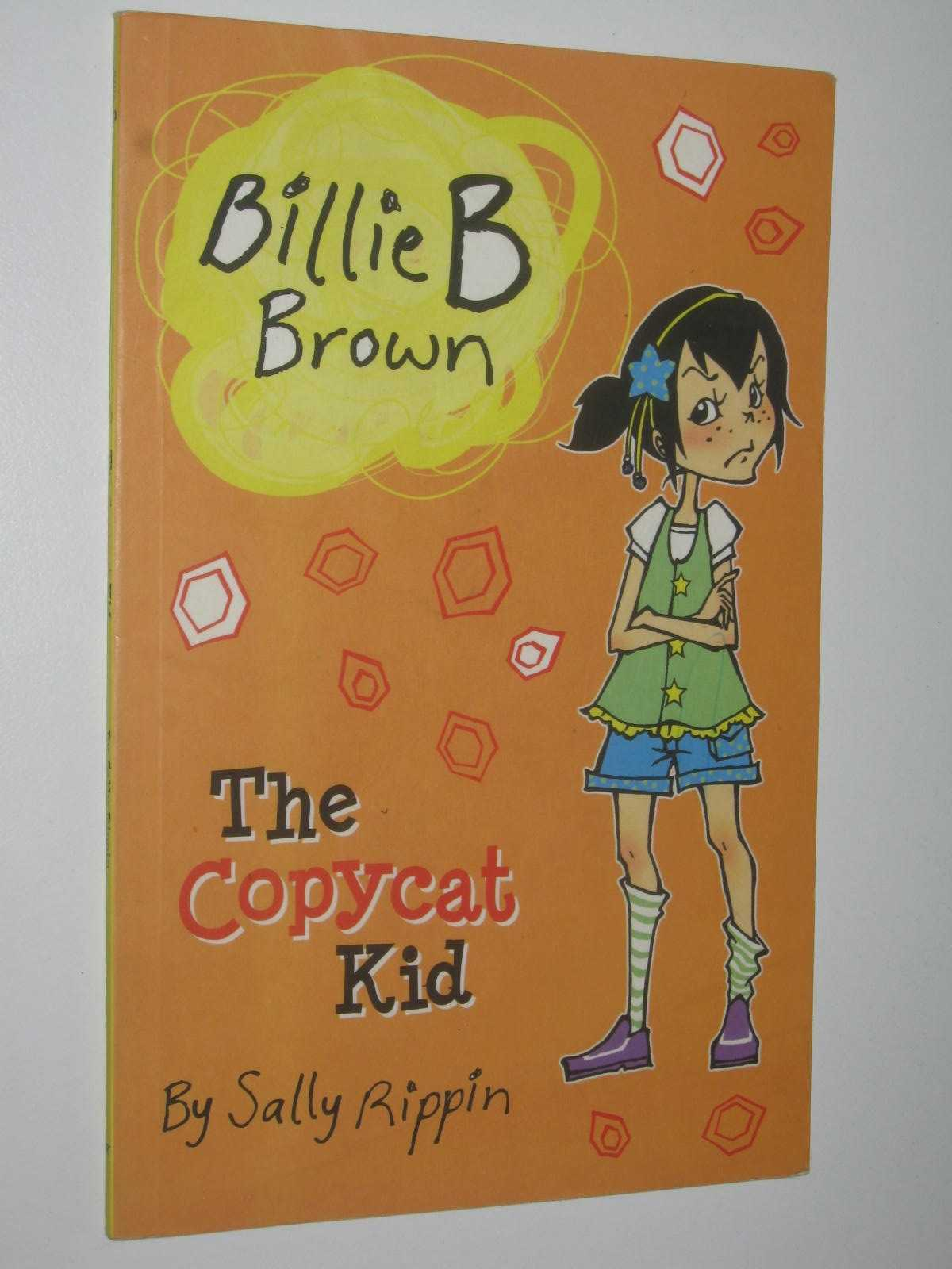 Image for The Copycat Kid - Billie B Brown Series