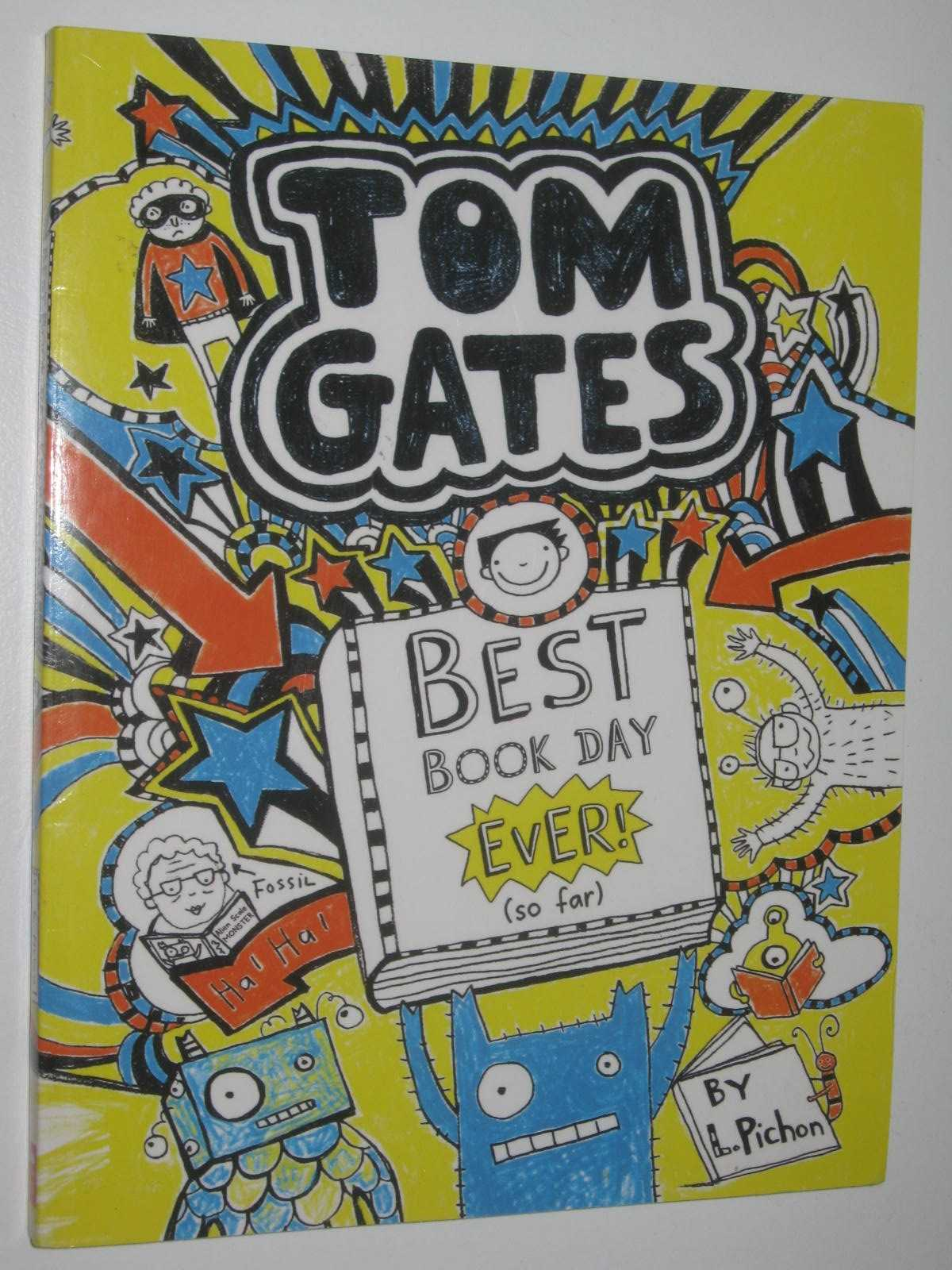Image for Best Book Day Ever So Far - Tom Gates Series