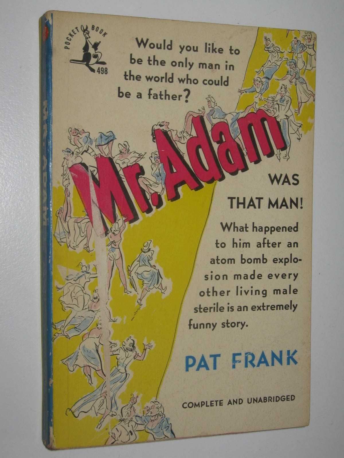 Image for Mr. Adam