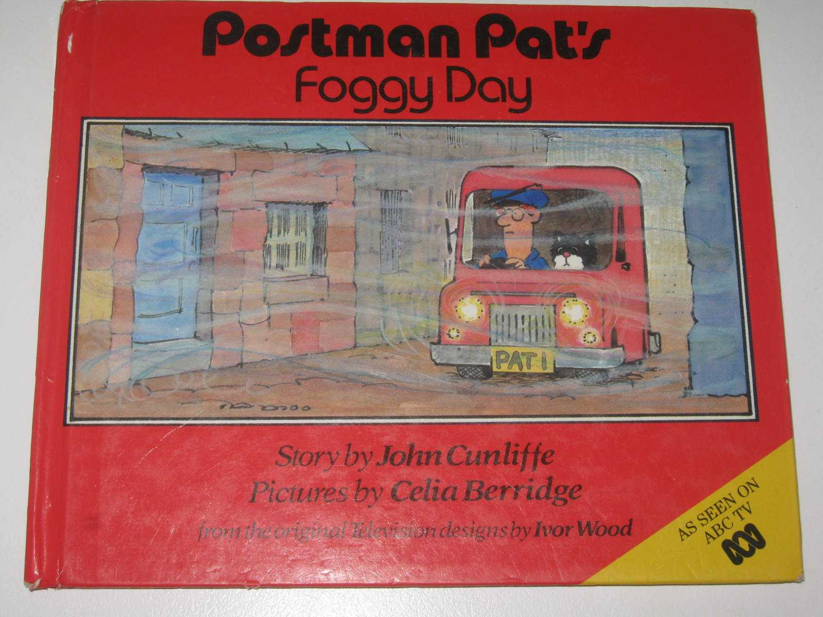 Image for Postman Pat's Foggy Day