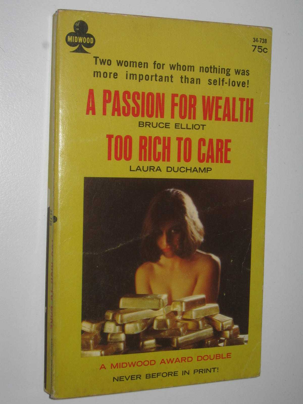 Image for A Passion for Wealth + Too Rich to Care