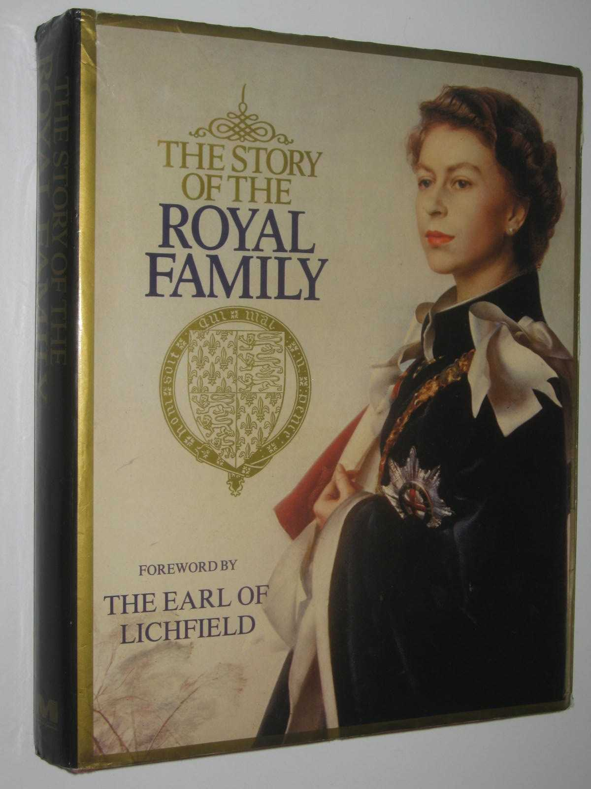 Image for The Story of the Royal Family