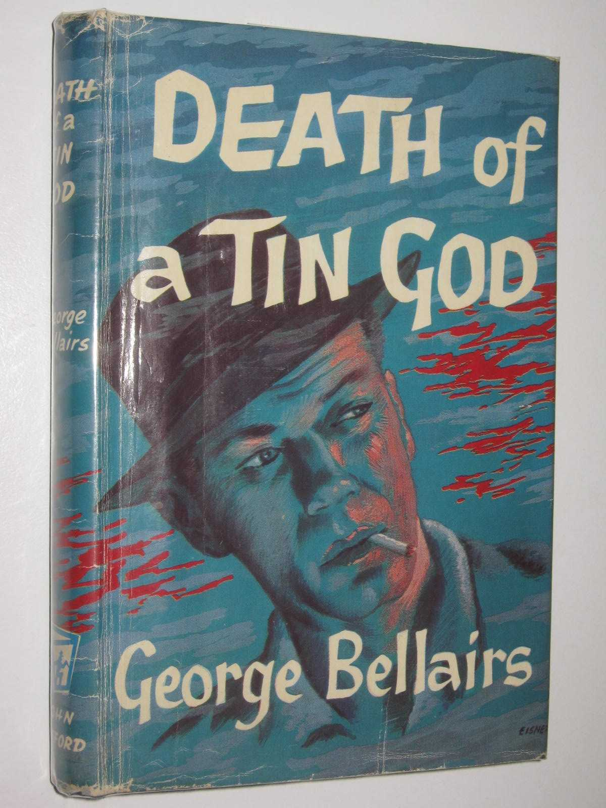 Image for Death of a Tin God