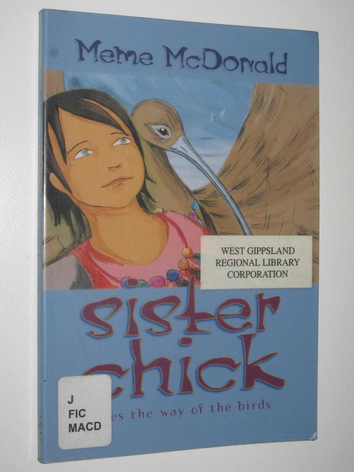 Image for Sister Chick : Flies the way of the birds