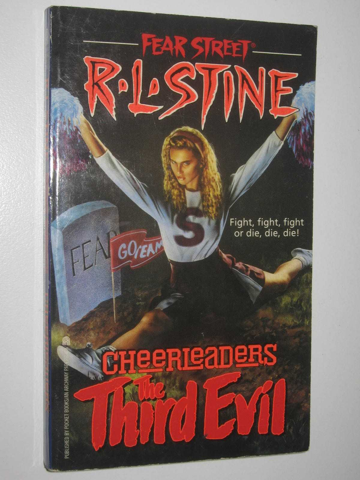 Image for The Third Evil - Fear Street Cheerleaders Series #3