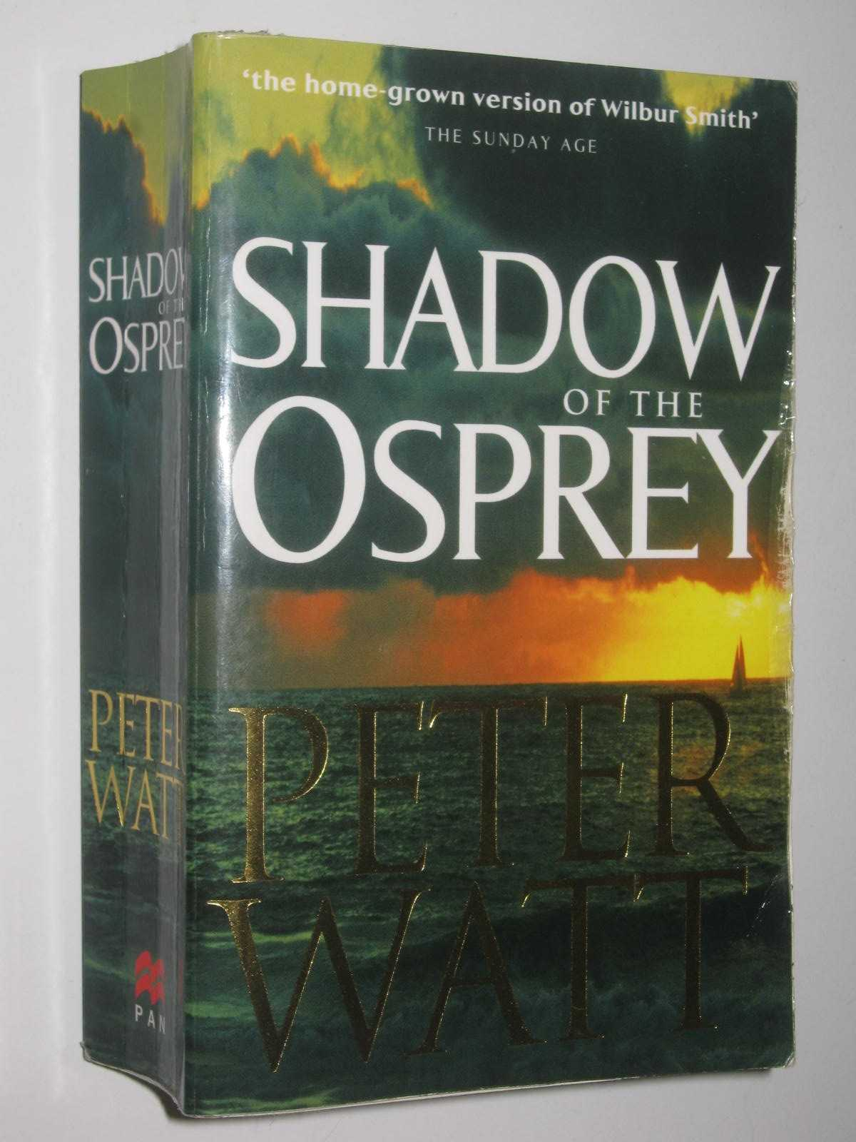 Image for Shadow of the Osprey - Duffy/Macintosh Series #2