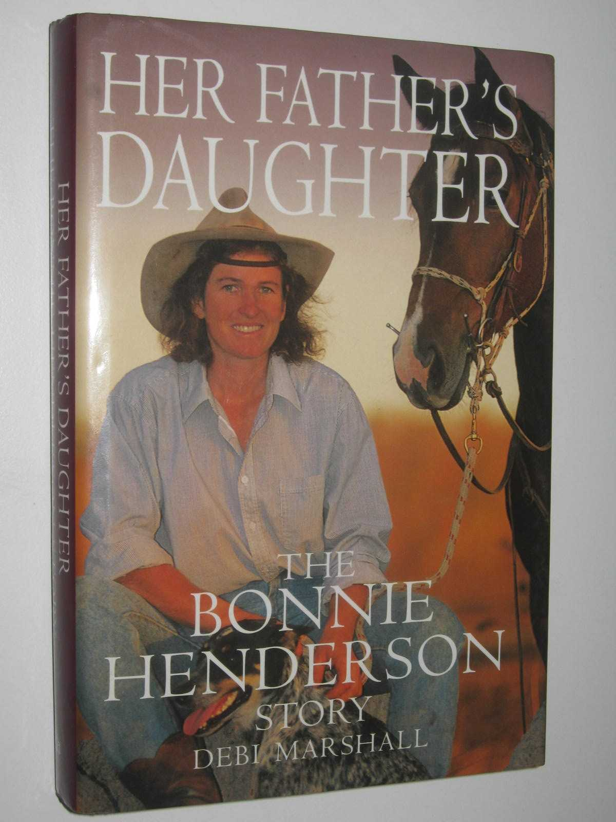 Image for Her Father's Daughter : The Bonnie Henderson Story