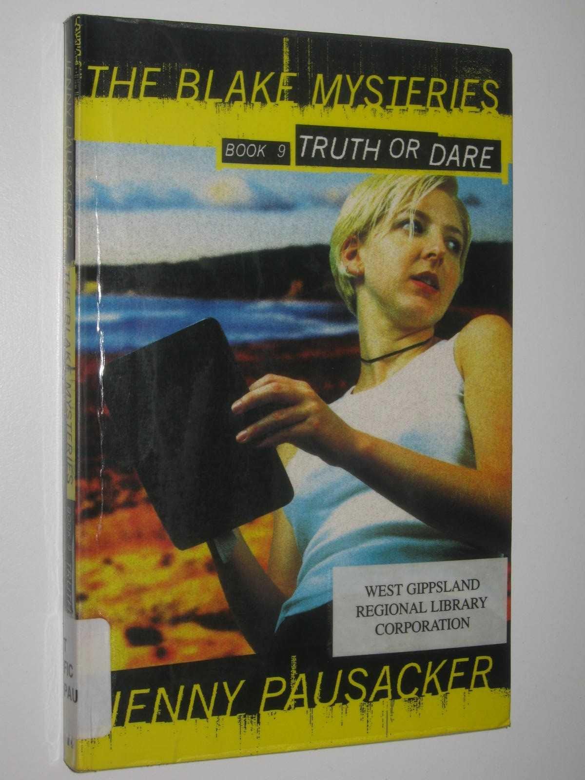 Image for Truth Or Dare - The Blake Mysteries Series #9