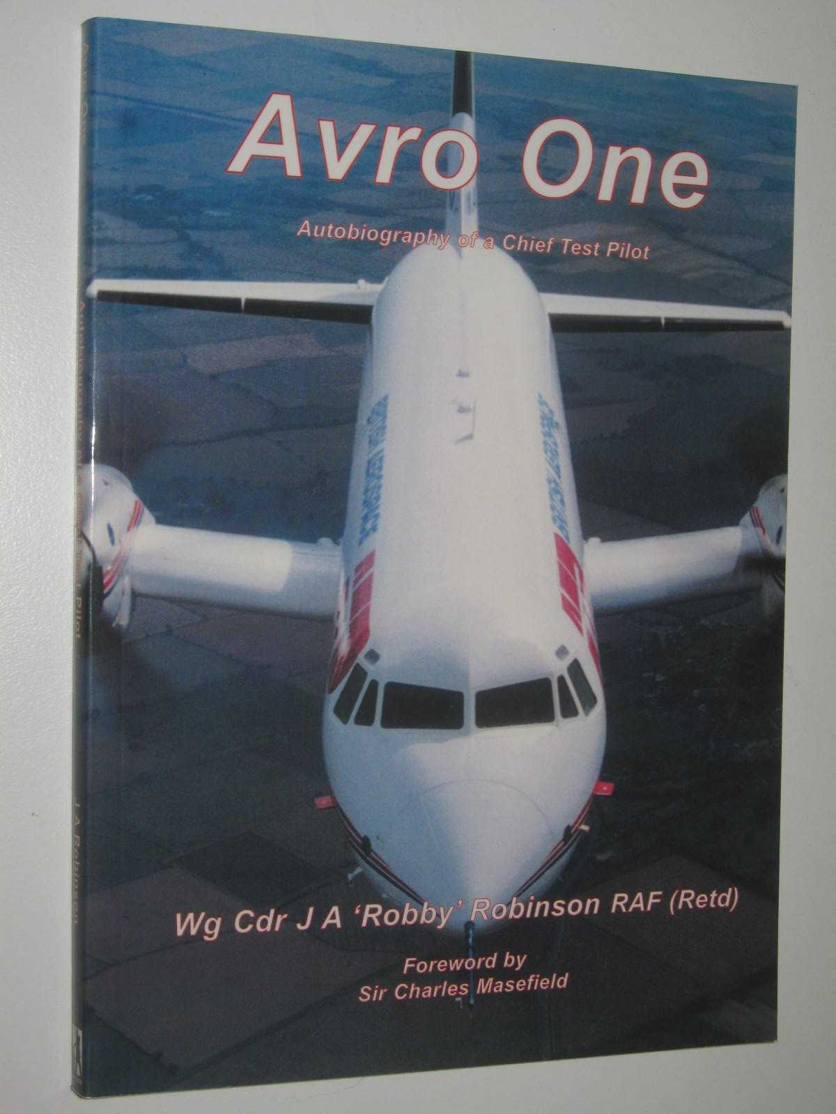Image for Avro One : Autobiography of a Chief Test Pilot