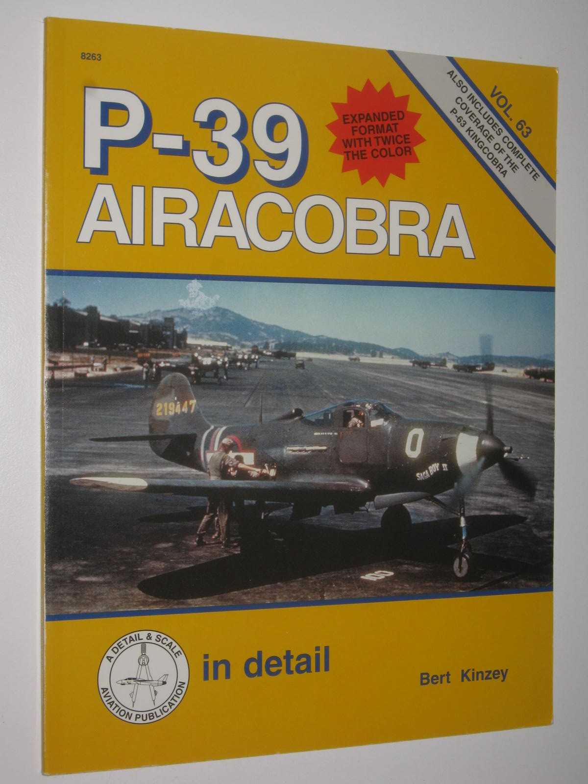Image for P-39 Airacobra - In Detail Series #63