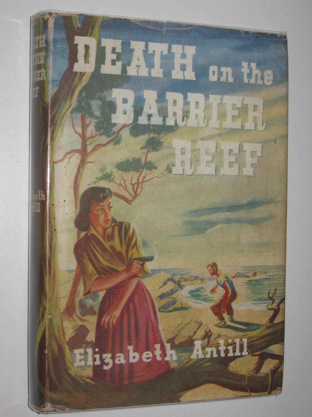 Image for Death on the Barrier Reef