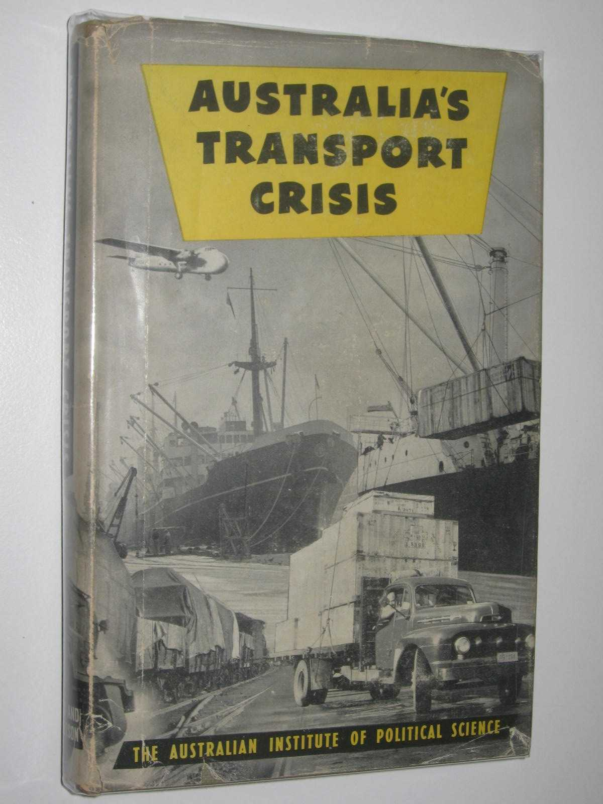 Image for Australia's Transport Crisis