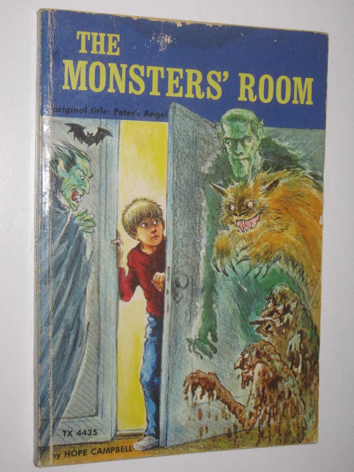 Image for The Monsters' Room