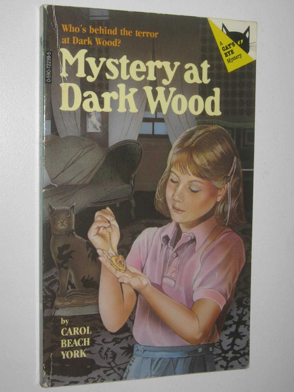 Image for Mystery at Dark Wood