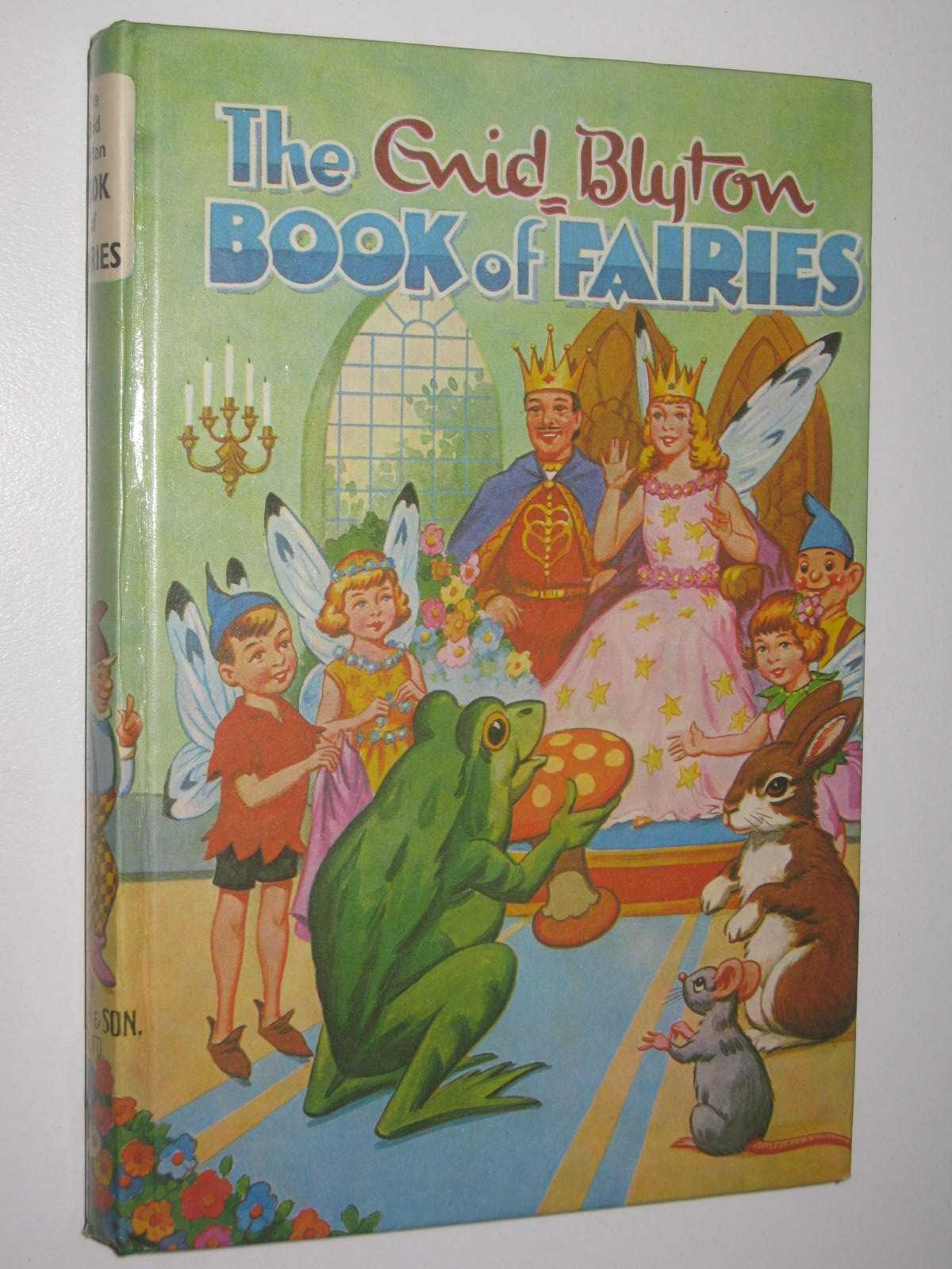 Image for The Enid Blyton Book of Fairies