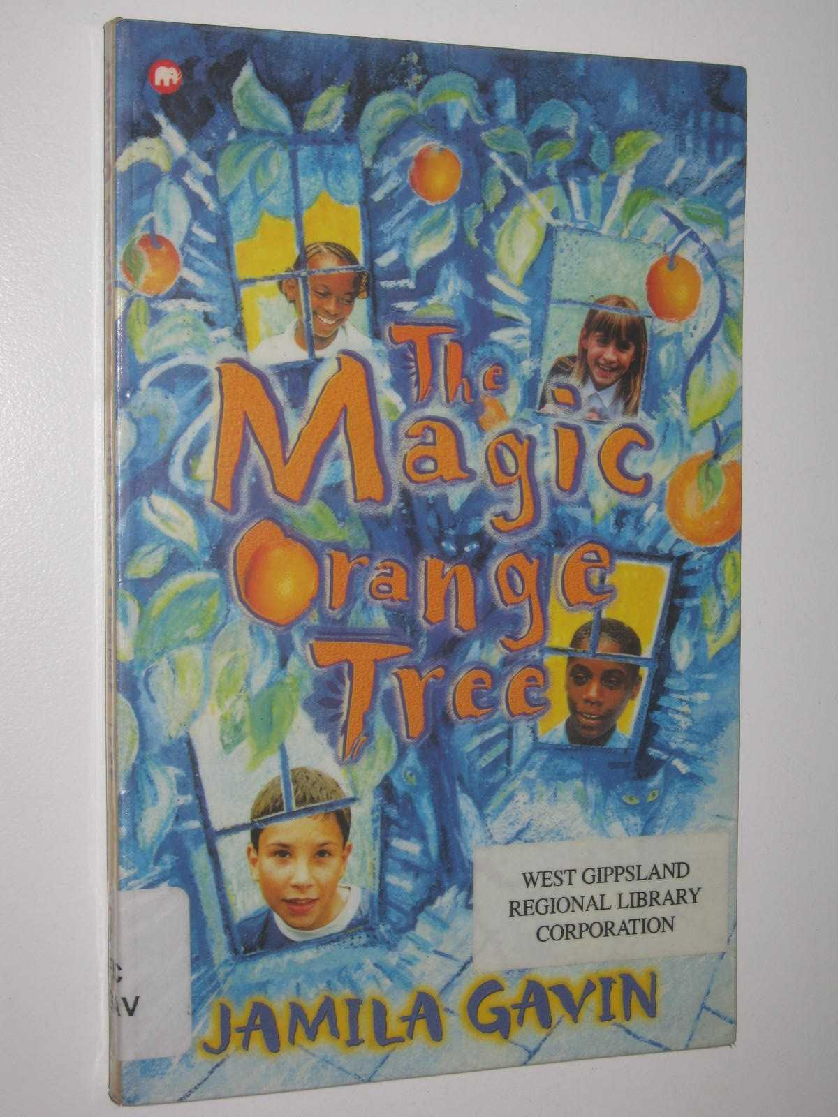 Image for The Magic Orange Tree