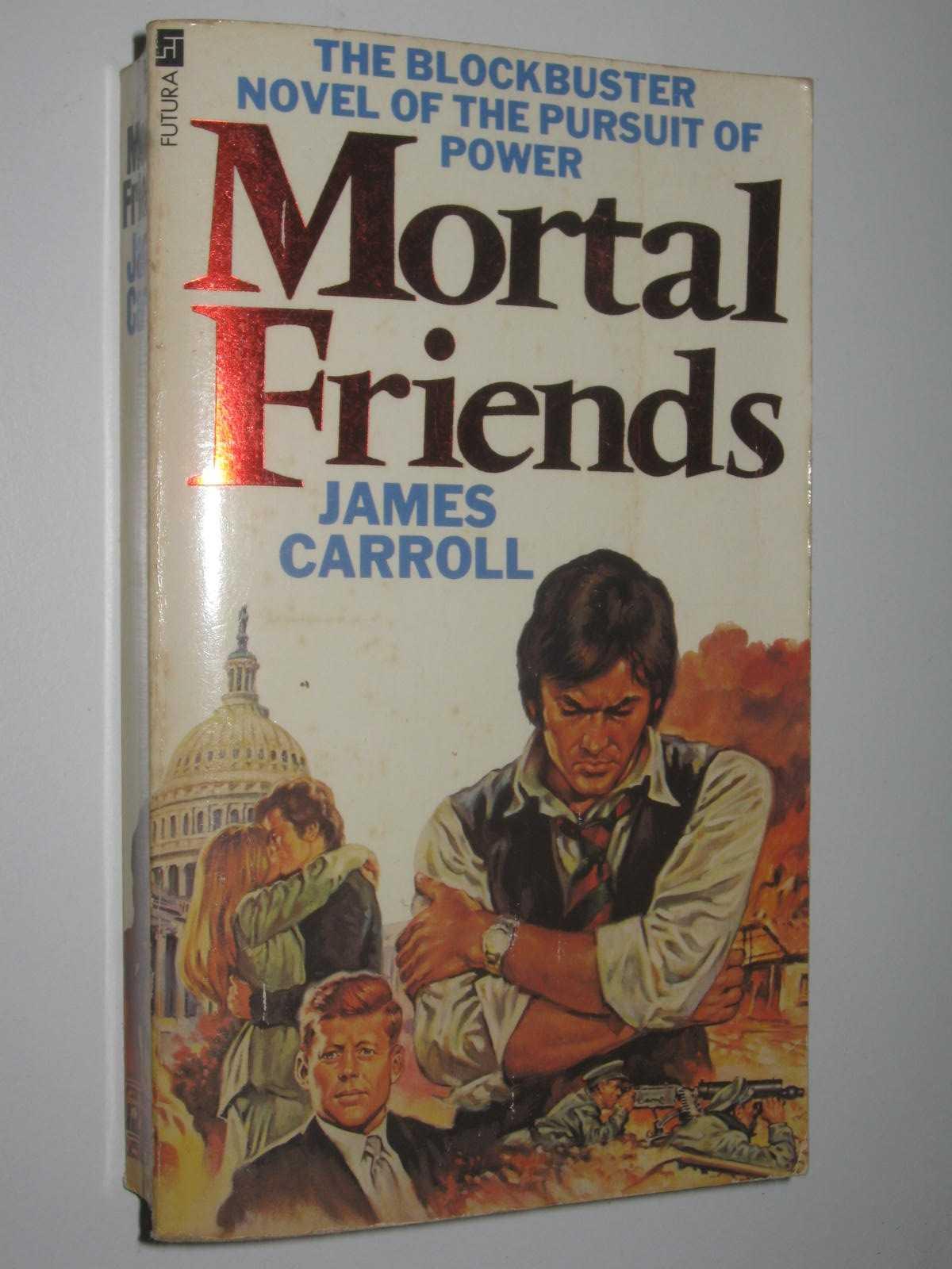 Image for Mortal Friends