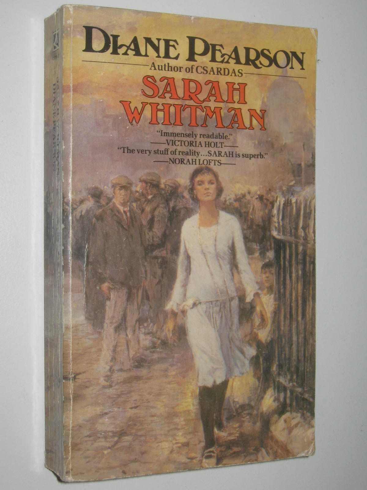 Image for Sarah Whitman