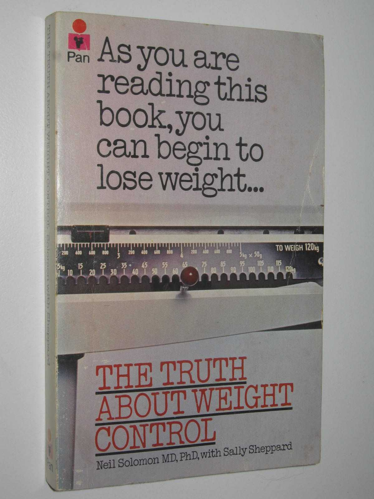 Image for Truth About Weight Control : How to Lose Weight Permanently
