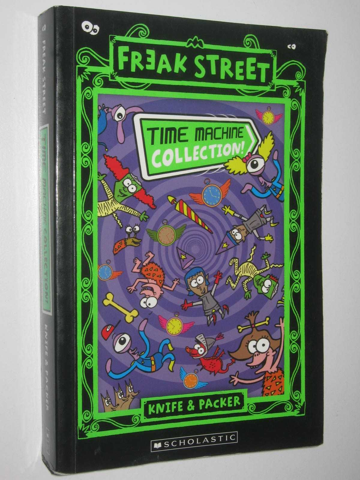 Image for Time Machine Collection - Freak Street Series