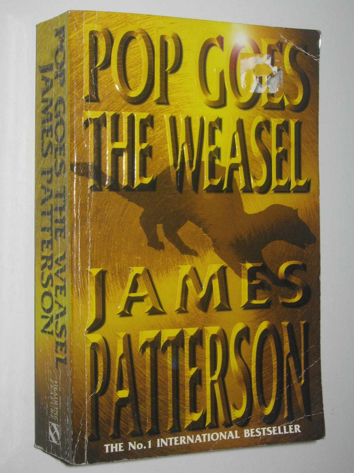 Image for Pop Goes the Weasel - Alex Cross Series #5