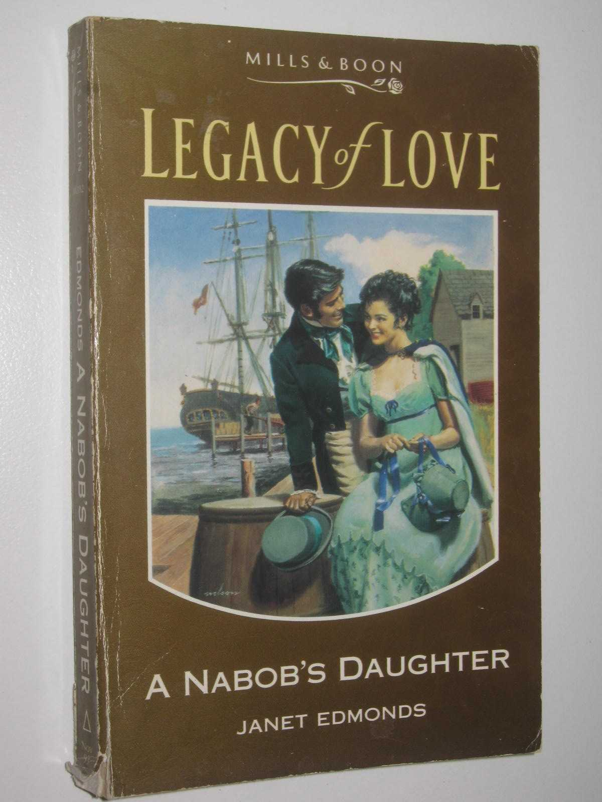 Image for A Nabob's Daughter : Legacy Of Love
