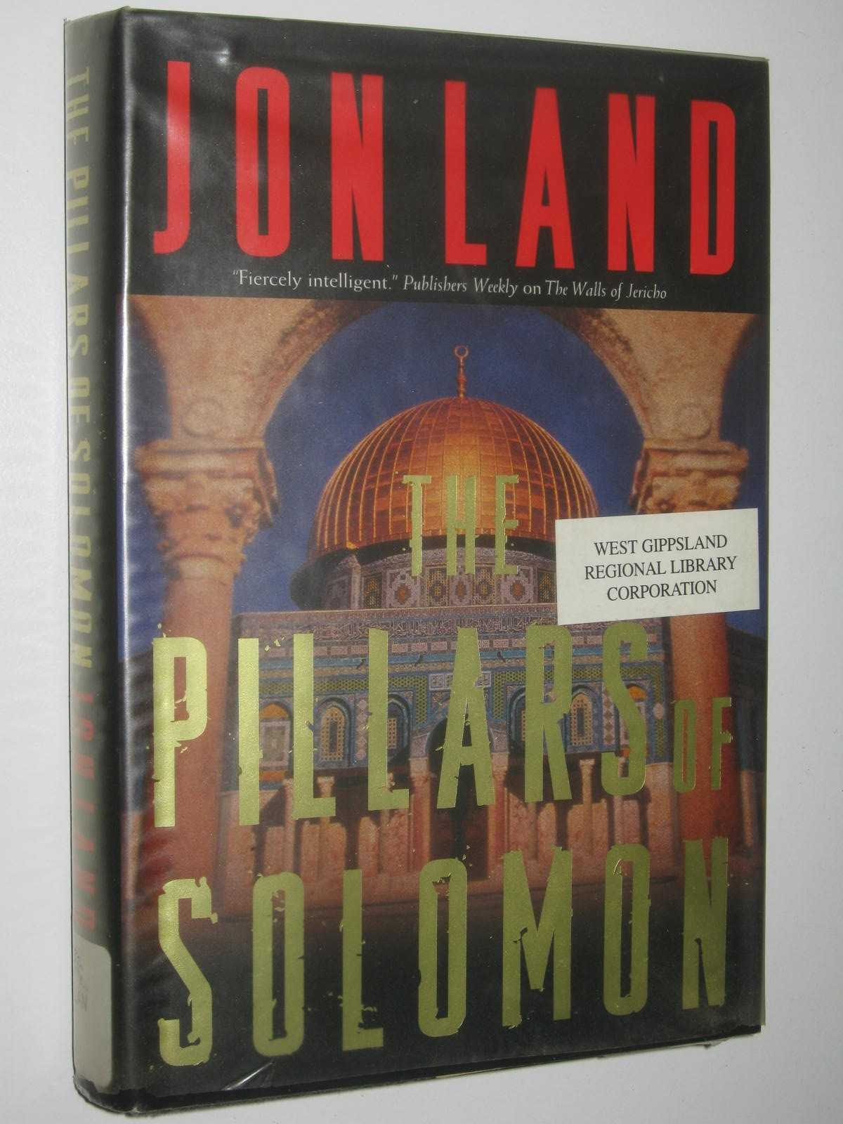 Image for The Pillars Of Solomon