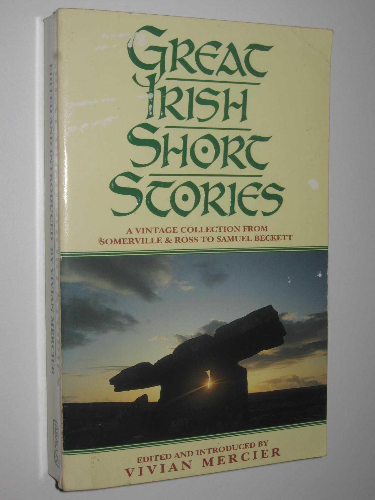 Image for Great Irish Short Stories