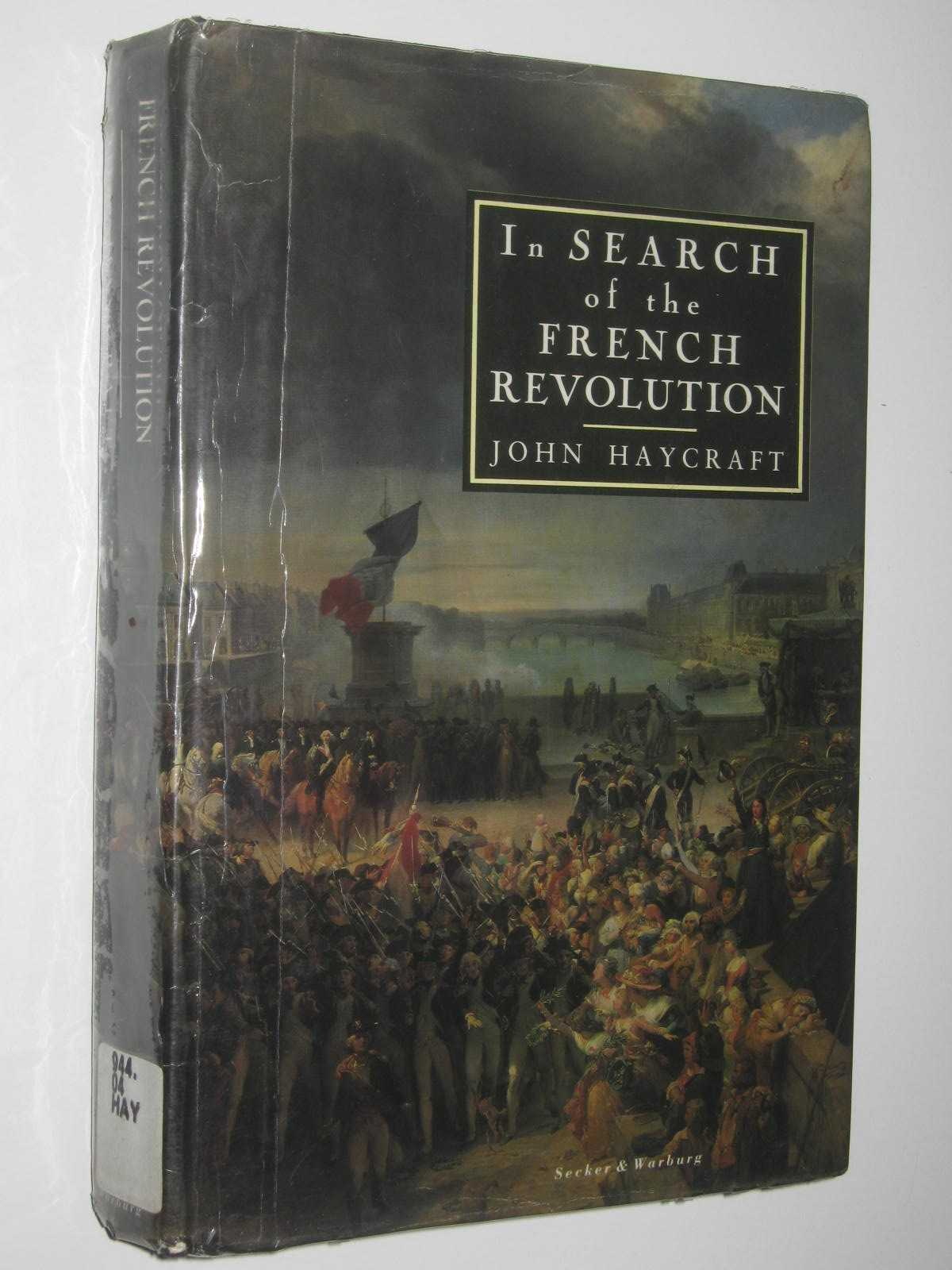 Image for In Search Of The French Revolution