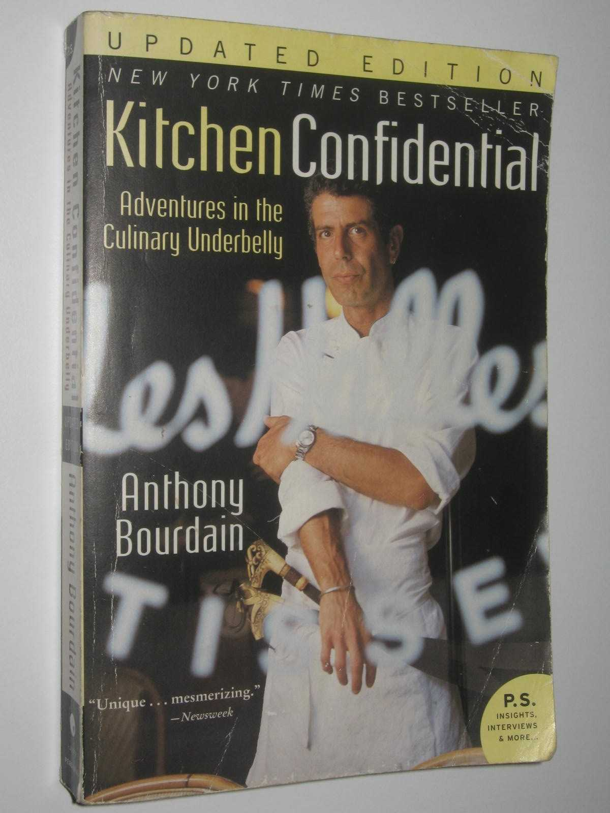 Image for Kitchen Confidential : Adventures in the Culinary Underground
